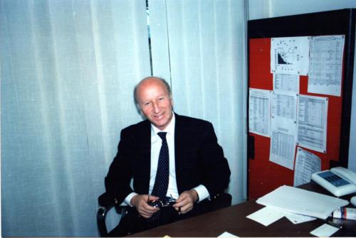 7 - Centro stampa di Italia '90